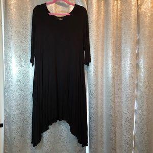Agnes & Dora Joplin Dress 3/4 Length Sleeve